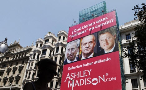 ashley madison rey