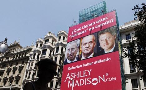 Ashley Madison y El Rey Juan Carlos: publicidad para infieles
