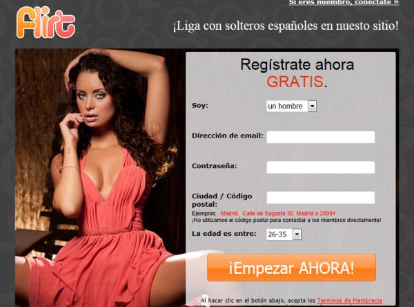 Webs para conocer chicas sin registrarse