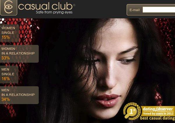 Casual Club: mujeres casadas buscan relaciones esporádicas