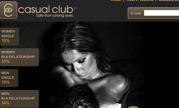 Cientos de mujeres casadas infieles buscan relaciones en Casual Club