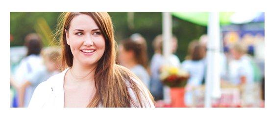 Encuentra a una mujer con curvas en Contact BBW
