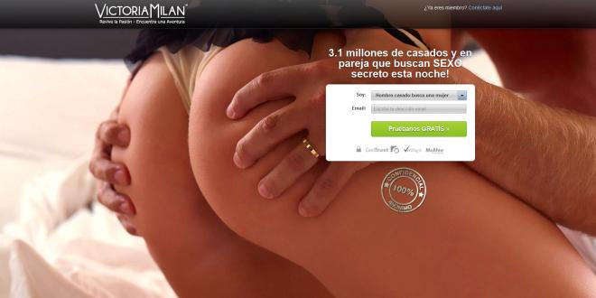 Citas con casadas en España a través de web de infieles