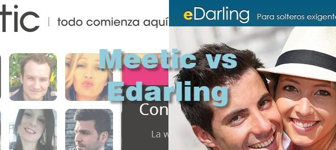 Edarling o Meetic: analizamos ambos portal de encuentros