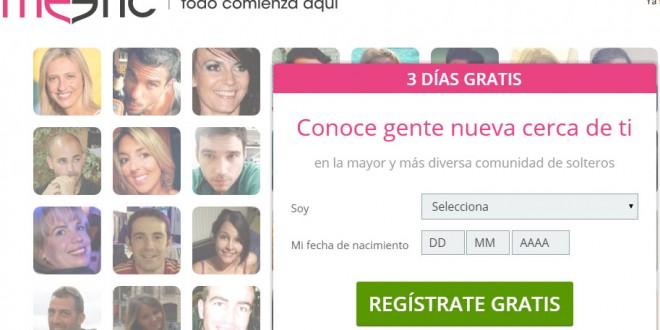 Web de citas gratis en España: casados y solteros a un click
