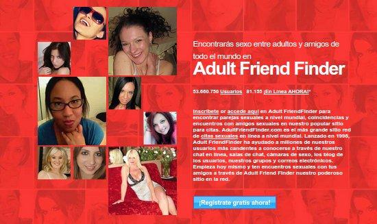 AdultFriendFinder precios