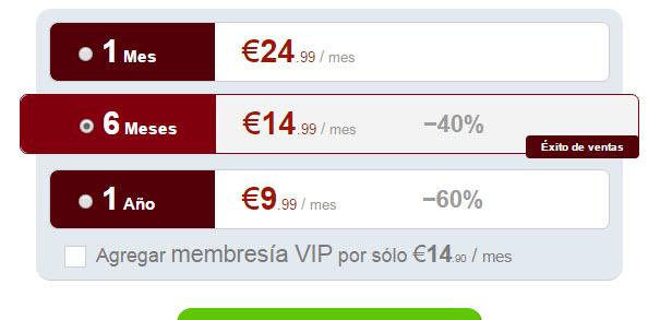 libertinas.com precios