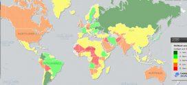 ¿Cuáles son los países con las mujeres más sexys del mundo?