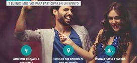 Eventos Meetic 2017: quedadas divertidas para encuentrar pareja