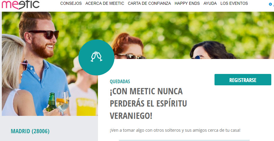 eventos meetic madrid 2017